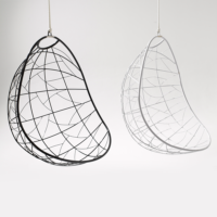NEST_EGG_BLACK&WHITE_HANGING_SWING_CHAIR_1