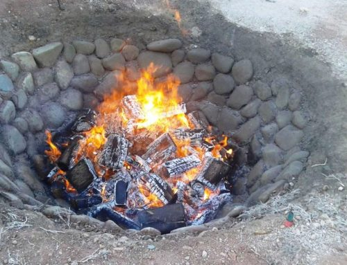 The Quick Easy History of Fire Pits