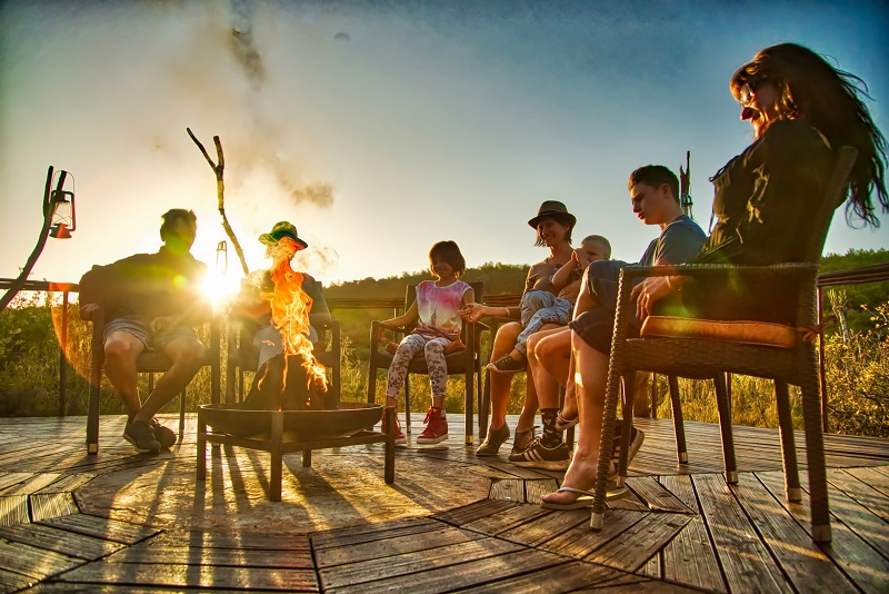 The Social Benefits of owning a Fire Pit2
