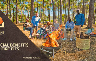 The Fire Pit Company Cape Town Social Benefits