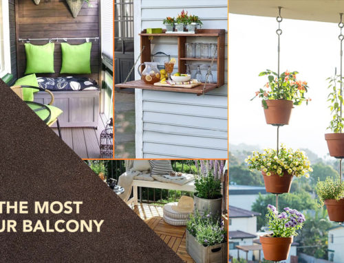 Make The Most Of Your Balcony